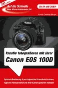 Auf die Schnelle XXL Canon EOS 100D.