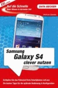 Auf die Schnelle XXL Samsung Galaxy S4.