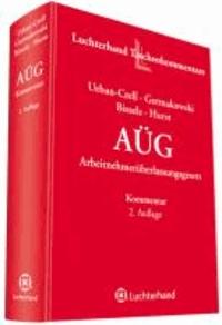 AÜG - Kommentar zum Arbeitnehmerüberlassungsgesetz - Kommentar.