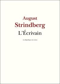 August Strindberg - L'Écrivain.
