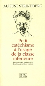 August Strindberg - .