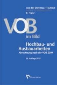August Tauterat et Hans von der Damerau - VOB im Bild - Hochbau- und Ausbauarbeiten - Abrechnung nach der VOB 2012.