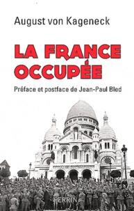 Histoiresdenlire.be La France occupée Image