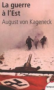August von Kageneck - .