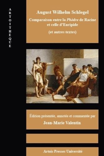 Comparaison de la Phèdre de Racine et celle d'Euripide (et autres textes)
