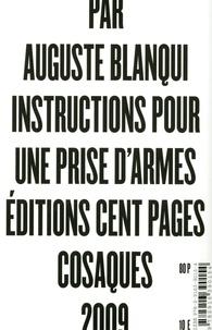 Auguste Blanqui - Instructions pour une prise d'armes.