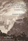 Auguste Blanqui - Qui a du fer a du pain et autres textes.