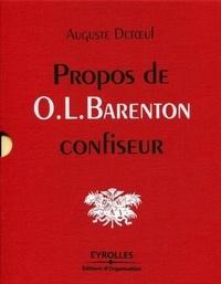 Auguste Detoeuf - Propos de O.-L. Barenton - Confiseur.