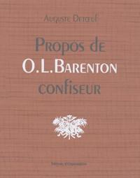 Ucareoutplacement.be Propos de O.-L. Barenton confiseur - Ancien élève de l'Ecole Polytechnique Image