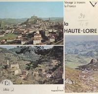 Auguste Faux et  Collectif - Voyages à travers la Haute-Loire.
