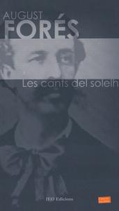 Auguste Fourès - Les cants del solelh.