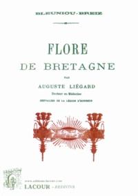 Auguste Liégard - Flore de Bretagne.