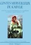 Auguste Mouliéras et Camille Lacoste-Dujardin - Contes merveilleux de Kabylie des Aït Jennad Lebh¹ar - Narrés par Amor ben Moh¹ammed ou Ali, de Taoudouchth.