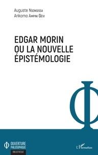 Deedr.fr Edgar Morin ou la nouvelle épistémologie Image