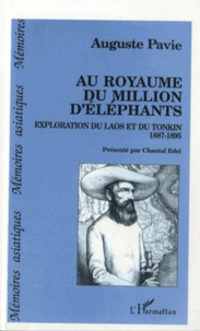 Deedr.fr Au royaume du million d'éléphant - Exploration du Laos et du Tonkin 1887-1895 Image