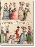 Auguste Racinet - Le costume historique - Du monde antique au XIXe siècle - Les planches complètes en couleur.