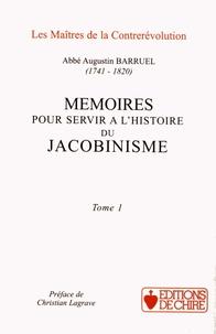 Mémoires pour servir à lhistoire du jacobinisme - Coffret 2 tomes.pdf