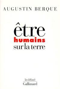 Augustin Berque - .