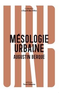 Augustin Berque - Mésologie urbaine.
