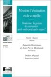 Augustin Bonrepaux et Didier Migaud - .
