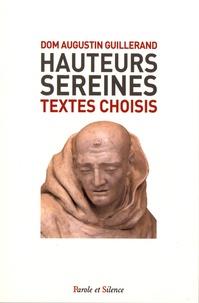 Augustin Guillerand - Hauteurs sereines.