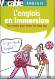 Augustin Habran - L'anglais en immersion.