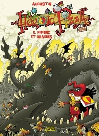Augustin - Heroic Pizza Tome 5 : Pigeons et Dragons.
