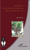 Augustin Kouame - Restauration des fondements ancestraux face aux défis de la vie.