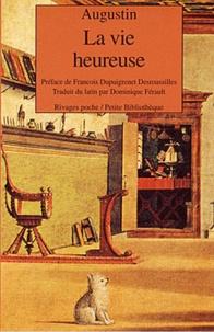 Rhonealpesinfo.fr LA VIE HEUREUSE. Edition bilingue français-latin Image