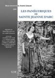 Augustin Lémann - Les panégyriques de sainte Jeanne d'Arc.