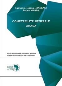 Augustin Mapapa Mbangala et Robert Wanda - Comptabilité générale OHADA.