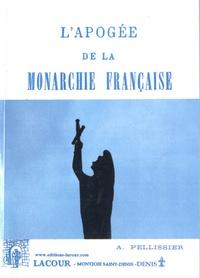 Histoiresdenlire.be L'apogée de la monarchie française Image