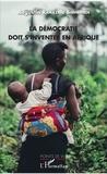 Augustin Ramazani Bishwende - La démocratie doit s'inventer en Afrique.