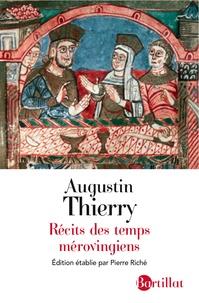 Augustin Thierry - Récits des temps mérovingiens.