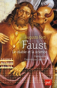 Augusto Forti - Faust - Le diable et la science.