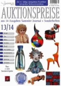 Auktionspreiskatalog 13/14 - Auktionspreise aus 14 Ausgaben Sammler Journal und Sonderheften.