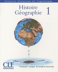 Aurea Fernandez Rodriguez - Histoire Géographie 1.