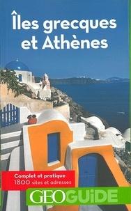 Téléchargements ebooks pdf Rapidshare Iles grecques et Athènes 9782742453948 (Litterature Francaise)