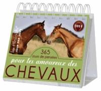 Aurélia Duflot - 365 jours pensées pour les amoureux des chevaux 2014.