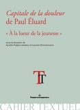 """Aurélia Foglia-Loiseleur et Laurent Zimmermann - Capitale de la douleur de Paul Eluard - """"A la lueur de la jeunesse""""."""