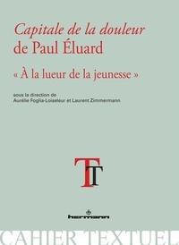 Deedr.fr Capitale de la douleur de Paul Eluard -