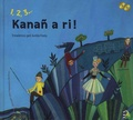 Aurélia Fronty et Maryvonne Berthou - 1, 2, 3... Kanañ a ri !. 1 CD audio