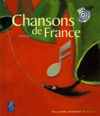 Chansons de France - Tome 1.pdf