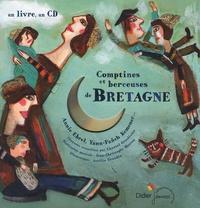 Aurélia Grandin - Comptines et berceuses de Bretagne. 1 CD audio