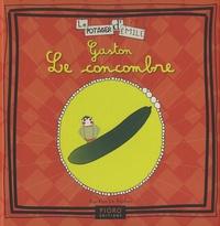 Aurélia Le Bechec - Gaston le concombre.