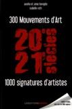 Aurélia Lovreglio et Anne Lovreglio - 300 Mouvements d'art, 1000 signatures d'artistes (20e-21e siècles).
