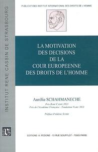 La motivation des décisions de la Cour européenne des droits de lHomme.pdf