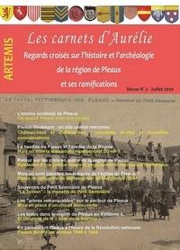 Aurélie Aubignac et Sybille Tixidre-merlin - Les Carnets d'Aurélie N°2.