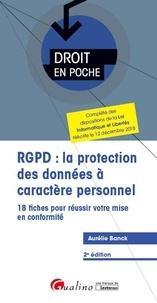 RGPD : la protection des données à caractère personnel - 18 fiches pour réussir votre mise en conformité.pdf