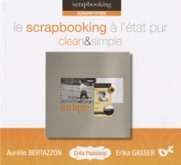 Le scrapbooking à létat pur - Clean and simple.pdf